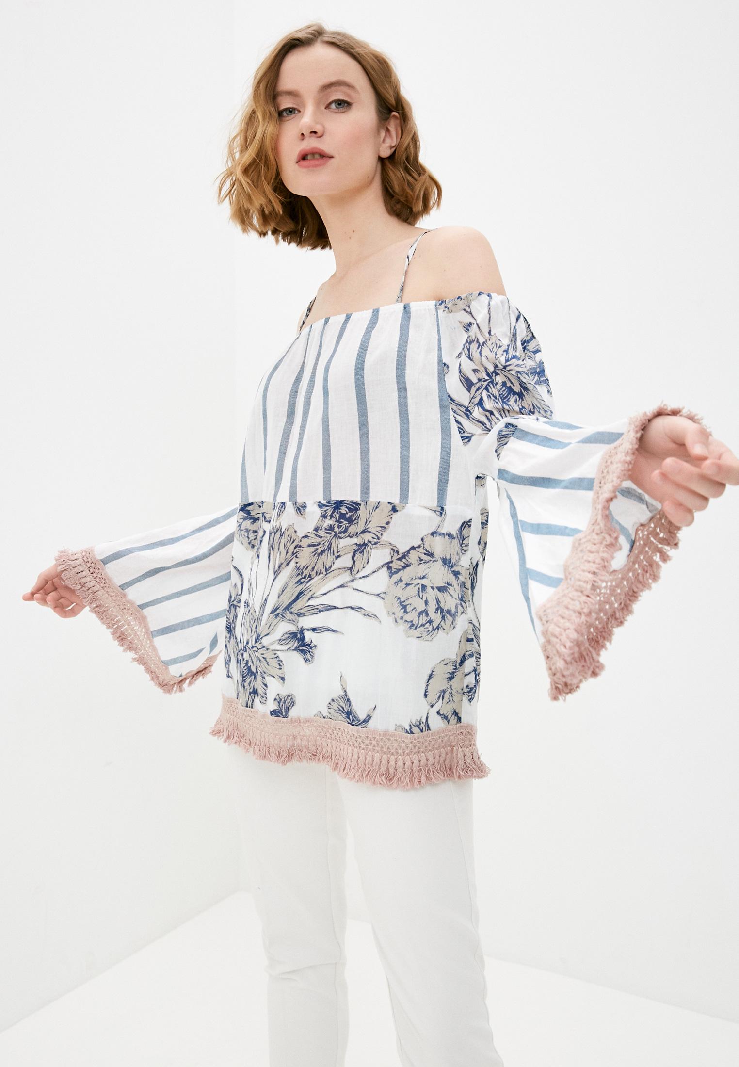 Блуза Aaquamarina Блуза Aaquamarina