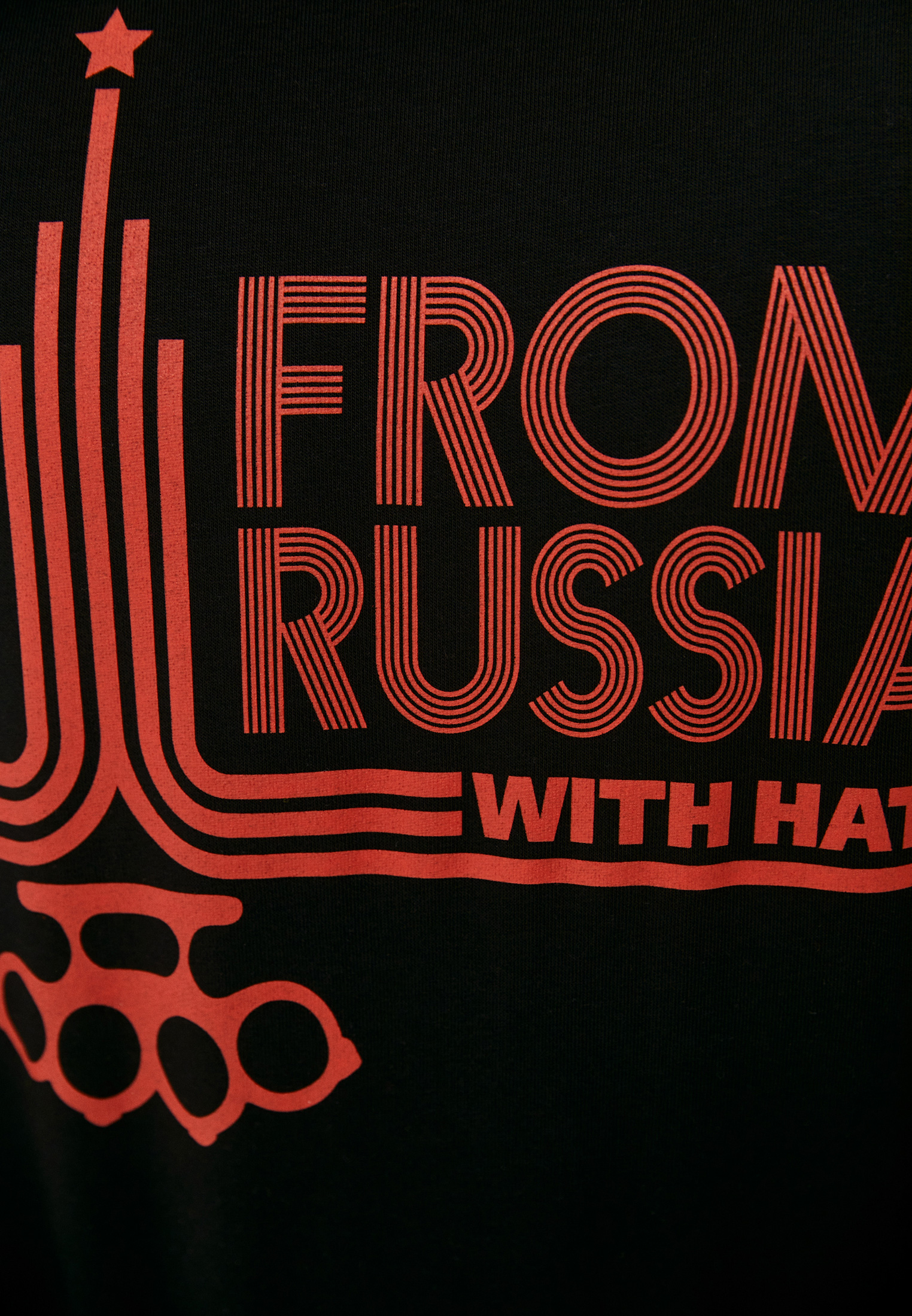 Толстовка Mother Russia СИК00000123: изображение 4