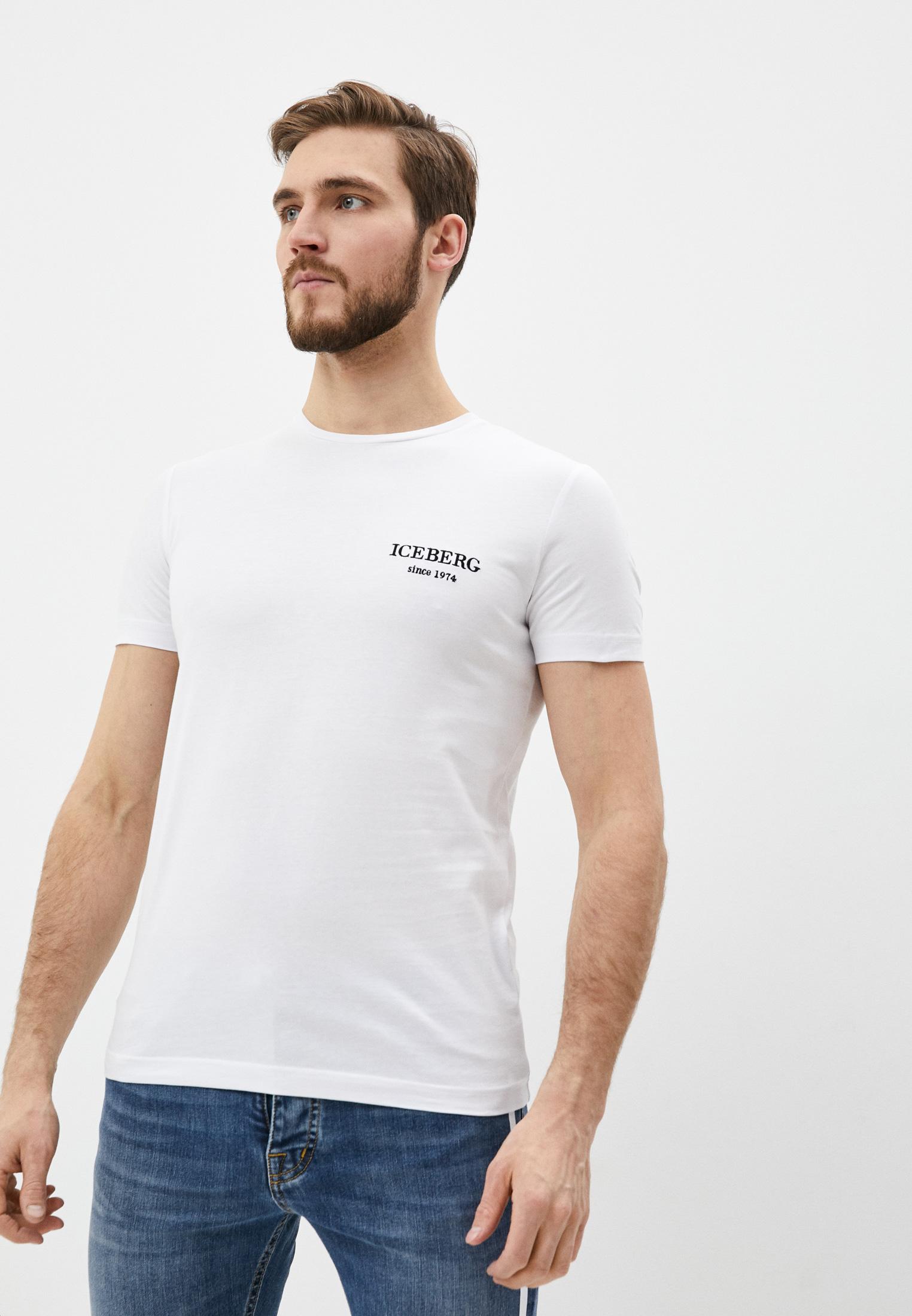 Мужская футболка Iceberg (Айсберг) I1PF0136301