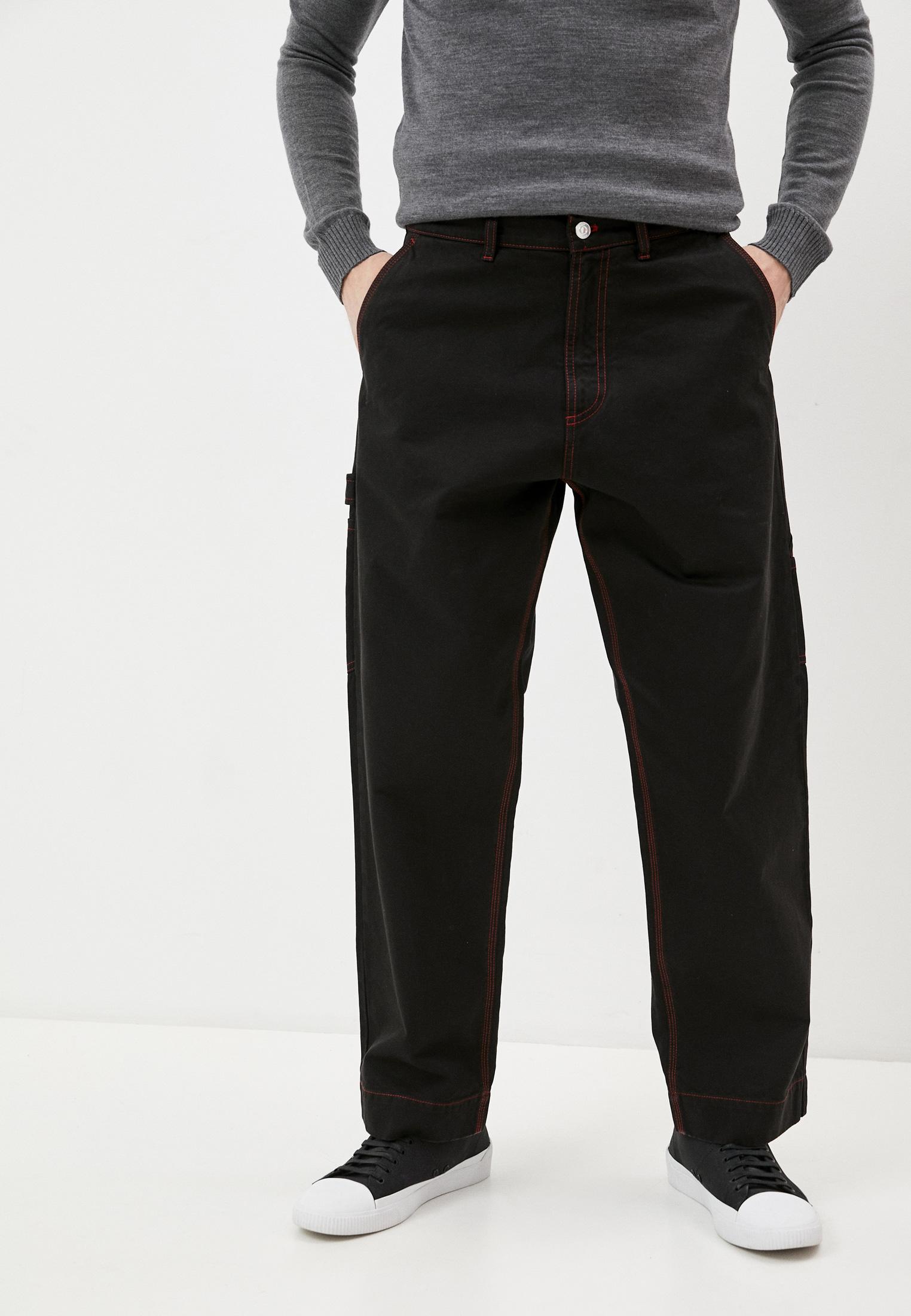 Мужские прямые джинсы N21 Джинсы N21