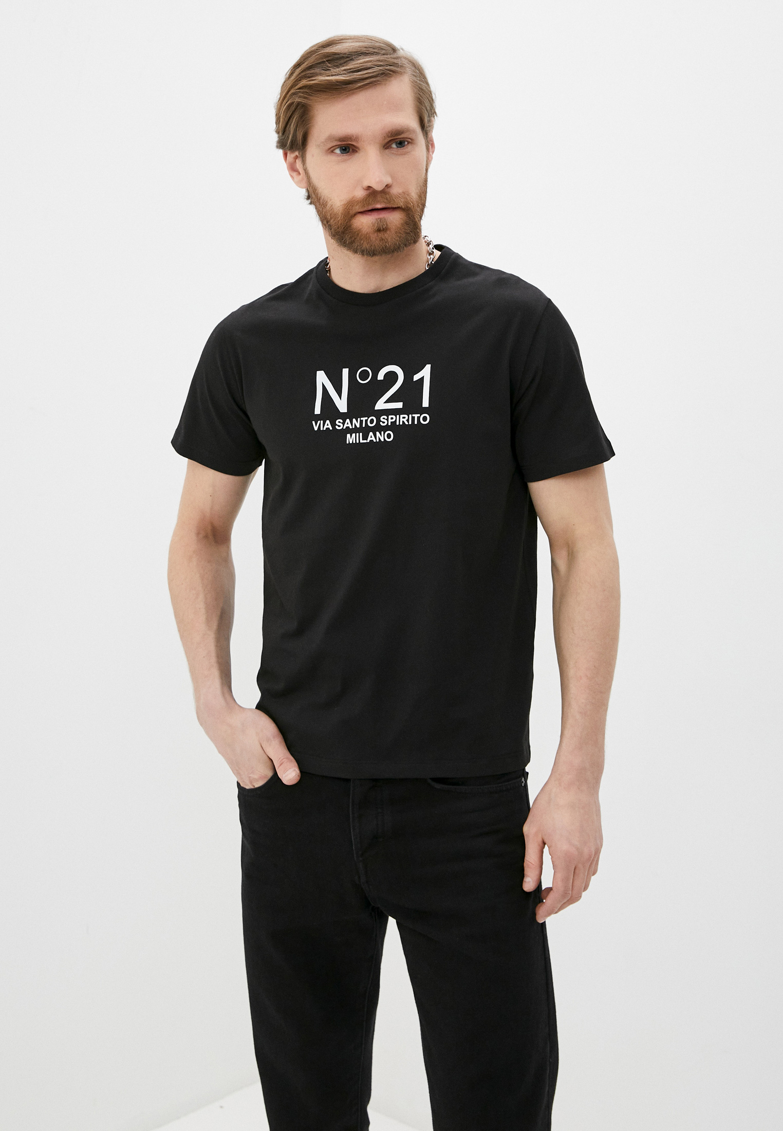 Футболка N21 Футболка N21