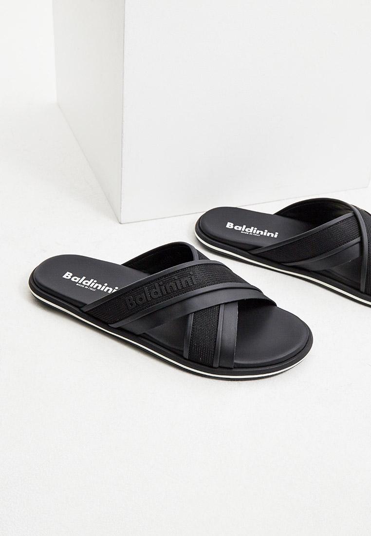 Мужские сандалии Baldinini (Балдинини) 196500XVIDA0000XXNNX: изображение 5
