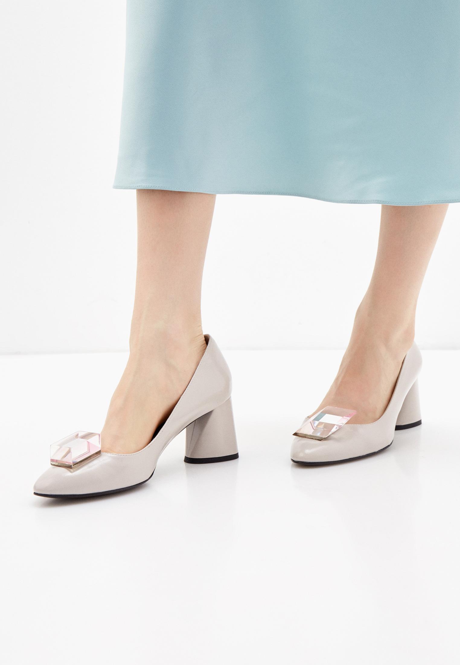 Женские туфли Fabi (Фаби) FD6818B00GDAHRD751