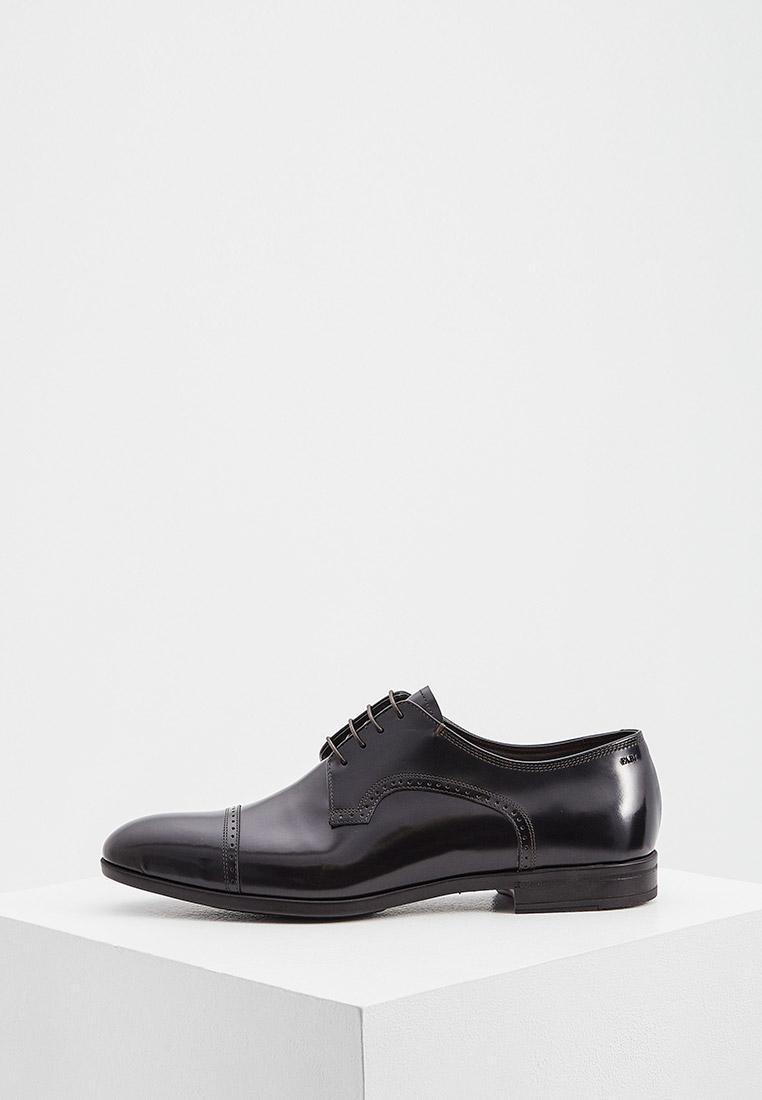 Мужские туфли Fabi (Фаби) FU8770A04FINBRN801
