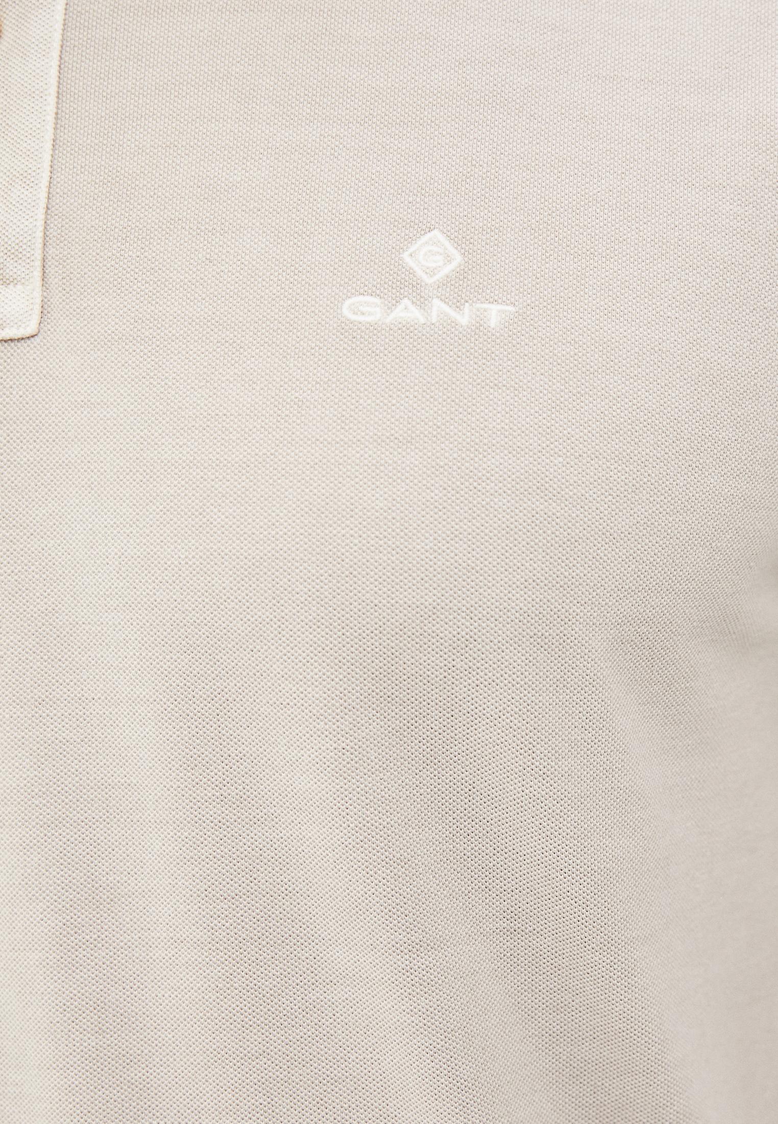 Мужские поло Gant (Гант) 2052028: изображение 3