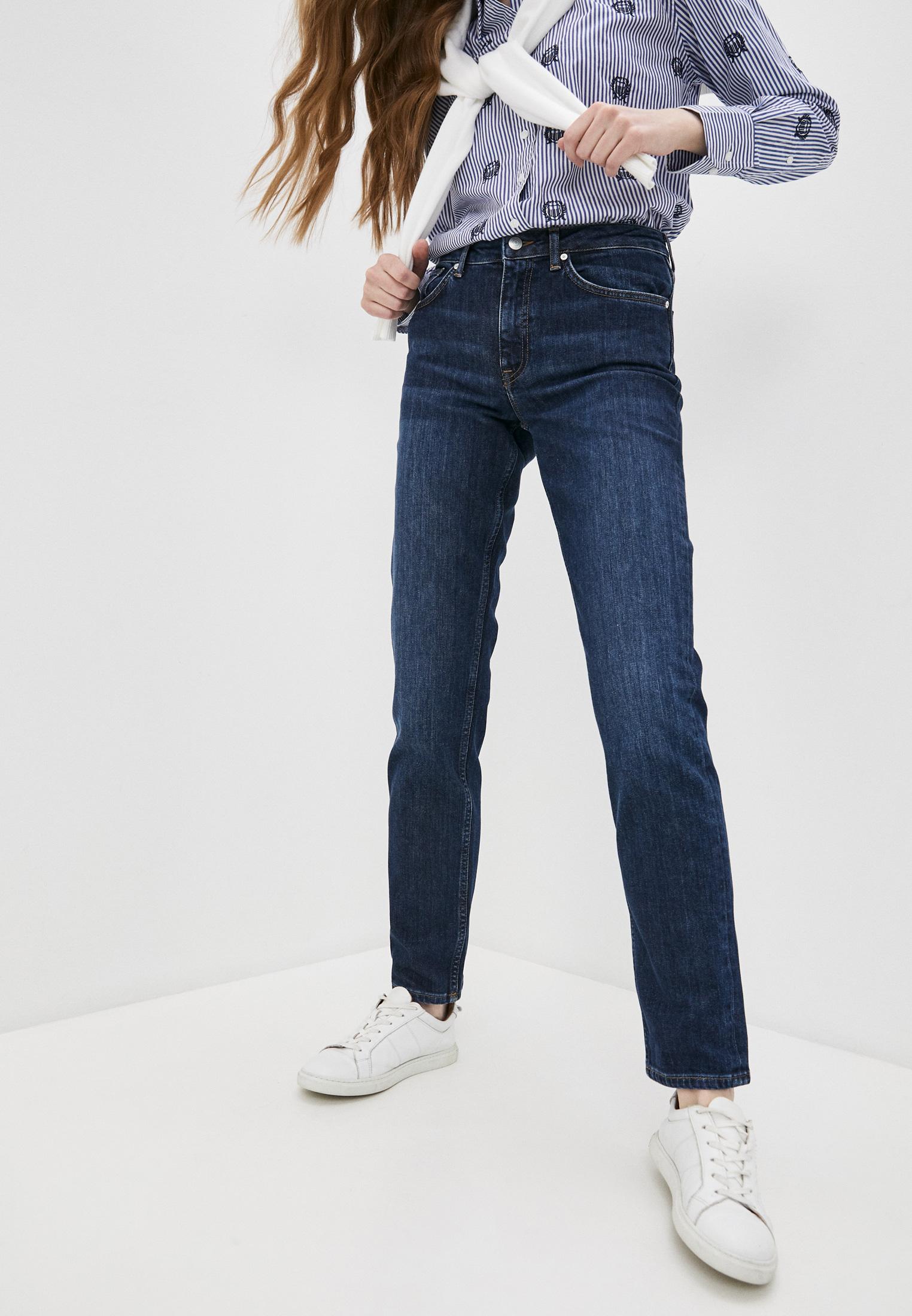 Прямые джинсы Gant (Гант) 4100137