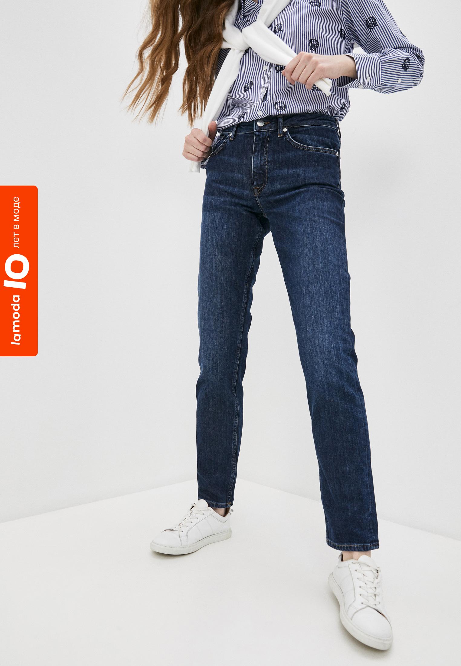 Прямые джинсы Gant (Гант) Джинсы Gant