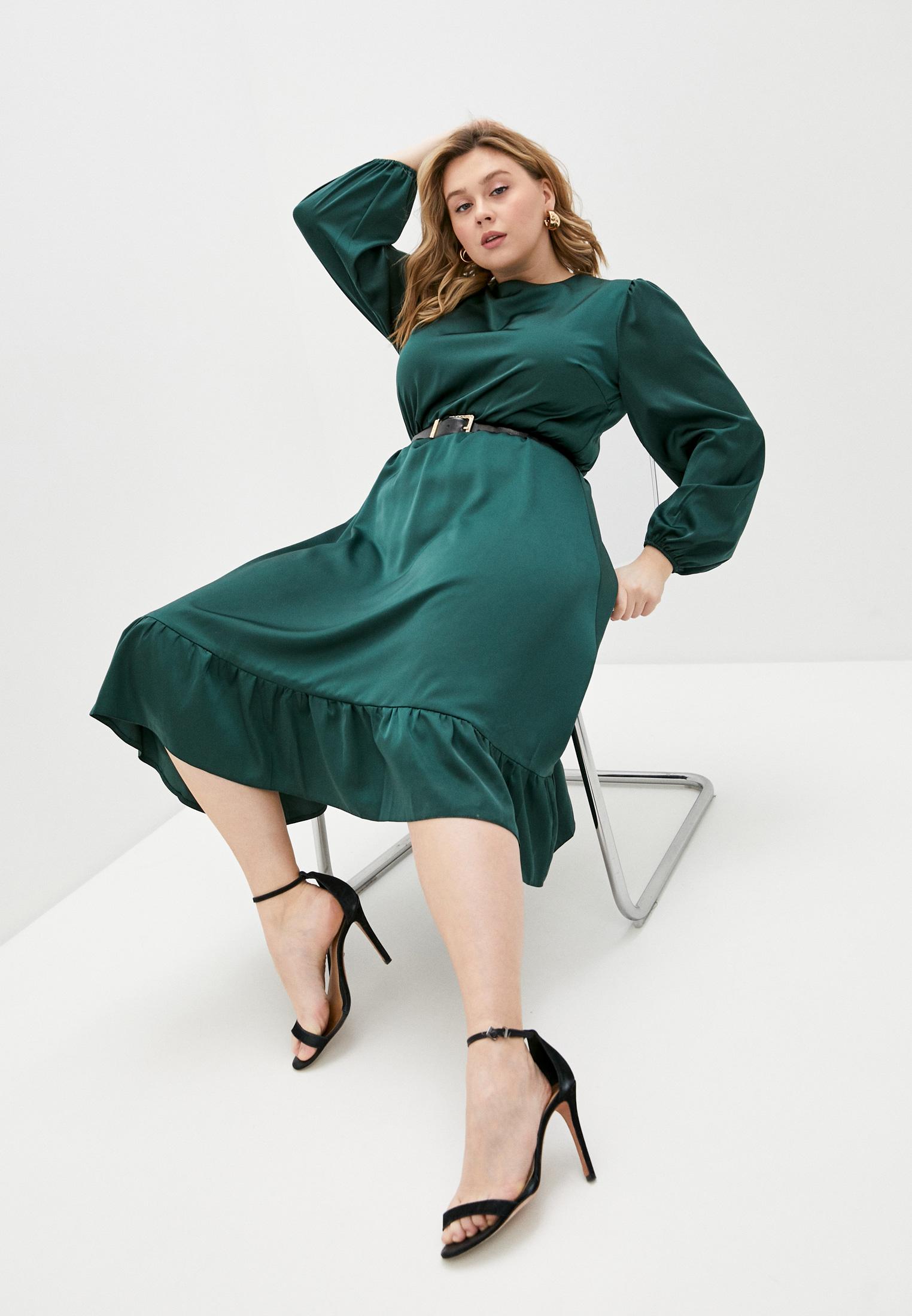 Повседневное платье Chic de Femme CHOSS21057: изображение 2