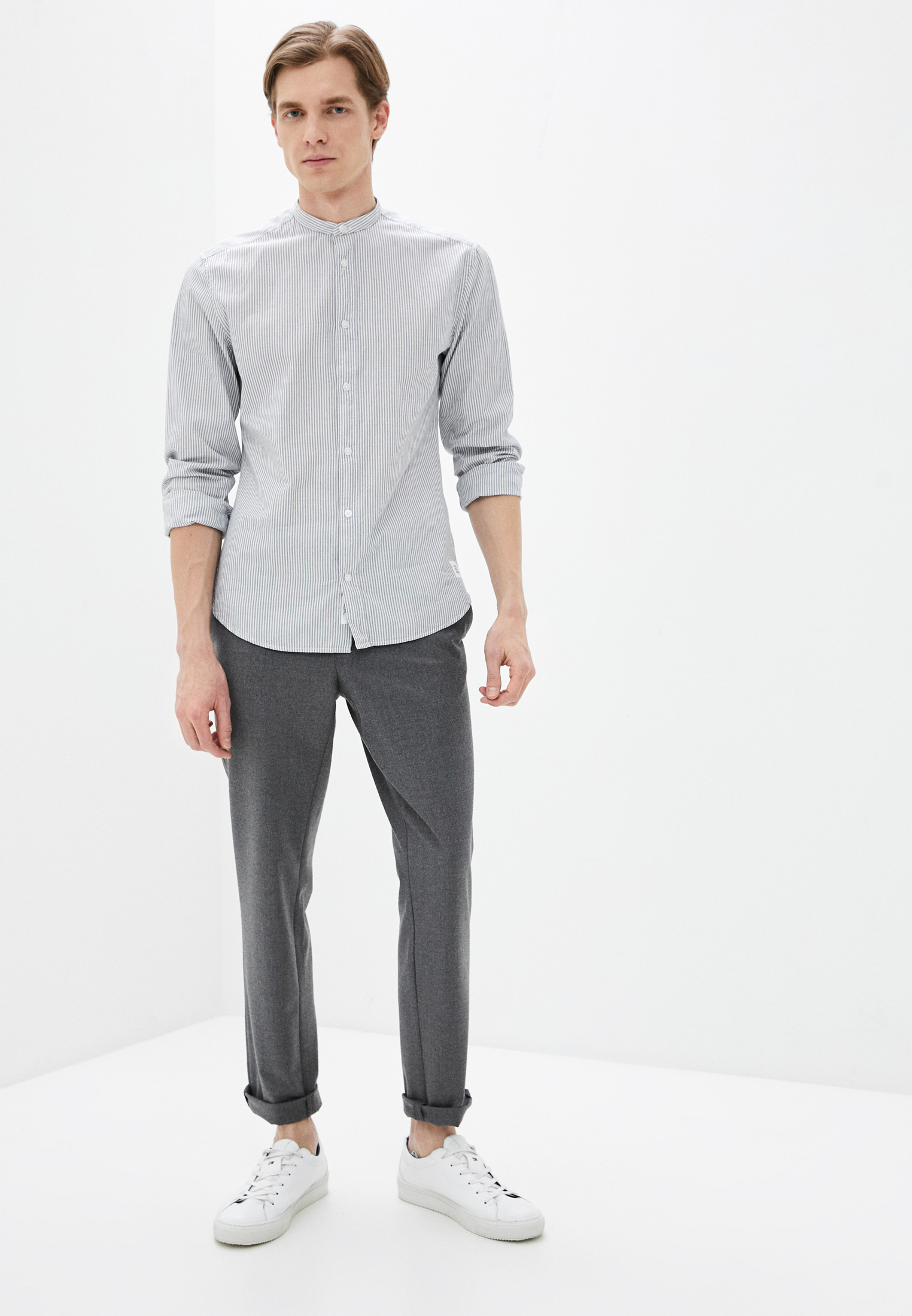 Рубашка с длинным рукавом Marc O'Polo DENIM 161118842048: изображение 2