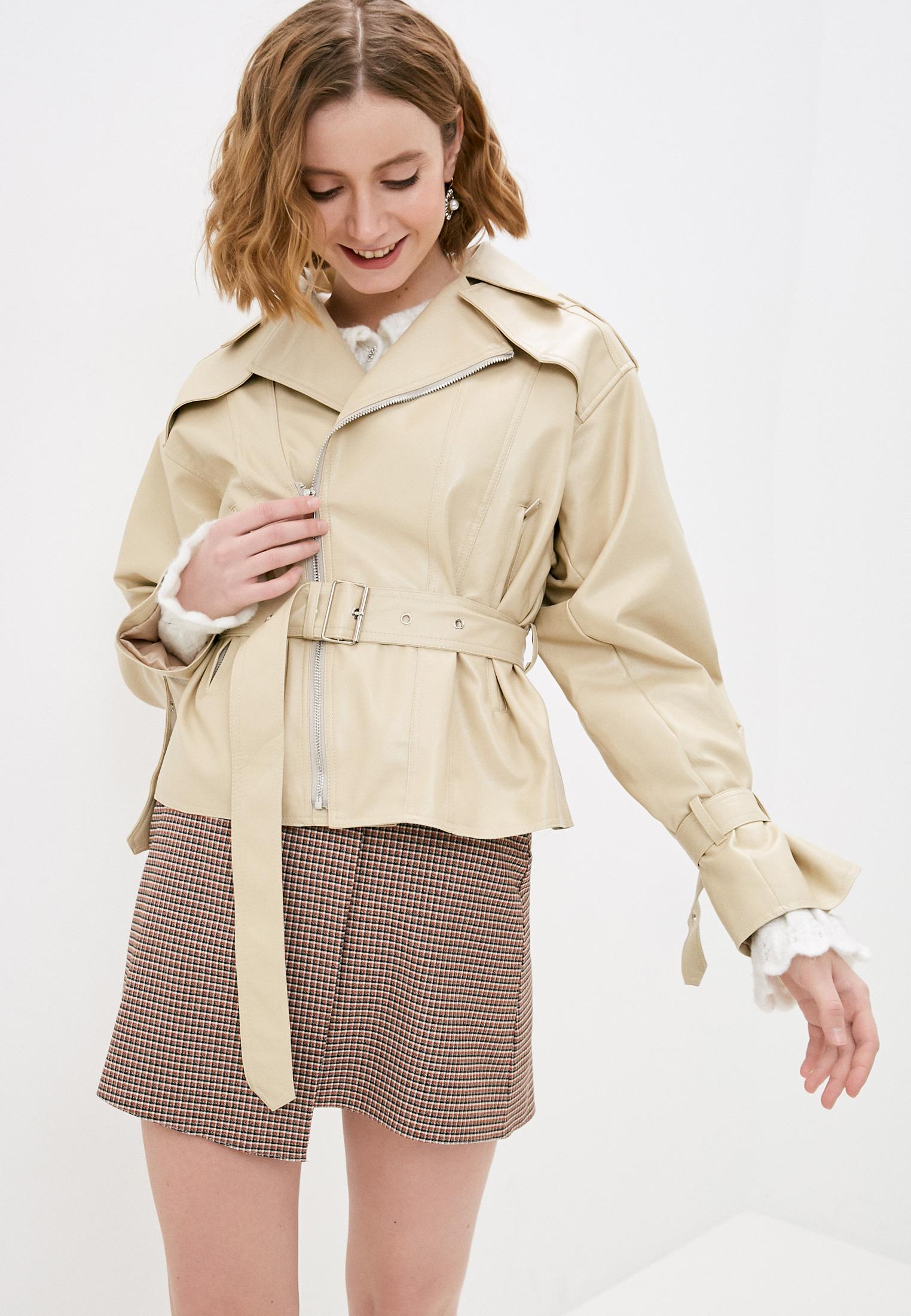 Кожаная куртка Diverius 8936