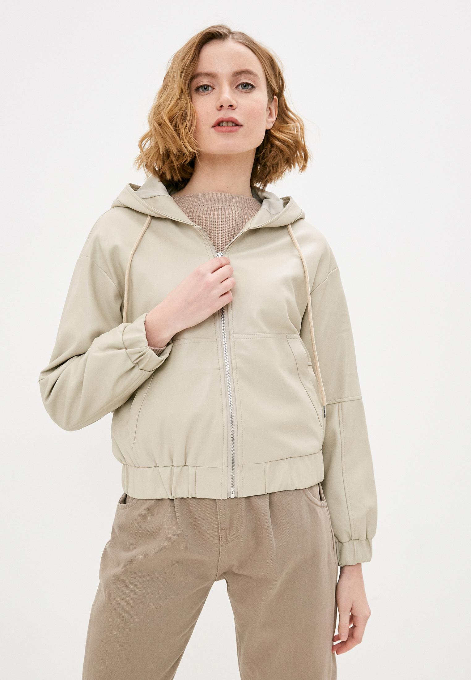 Кожаная куртка Diverius 9339