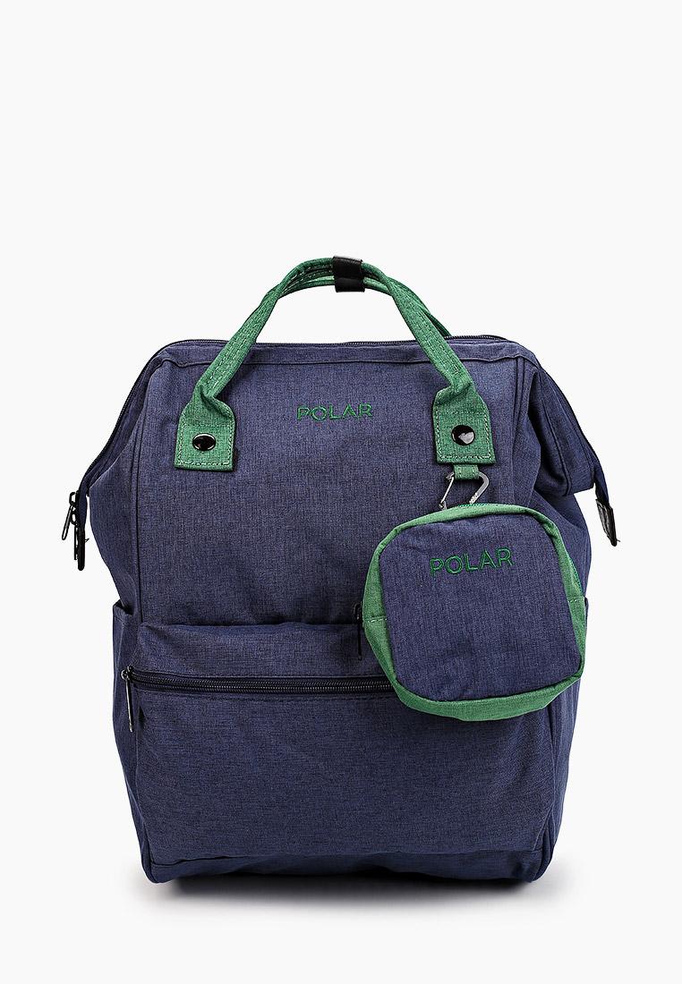 Городской рюкзак Polar 18234 D.Blue
