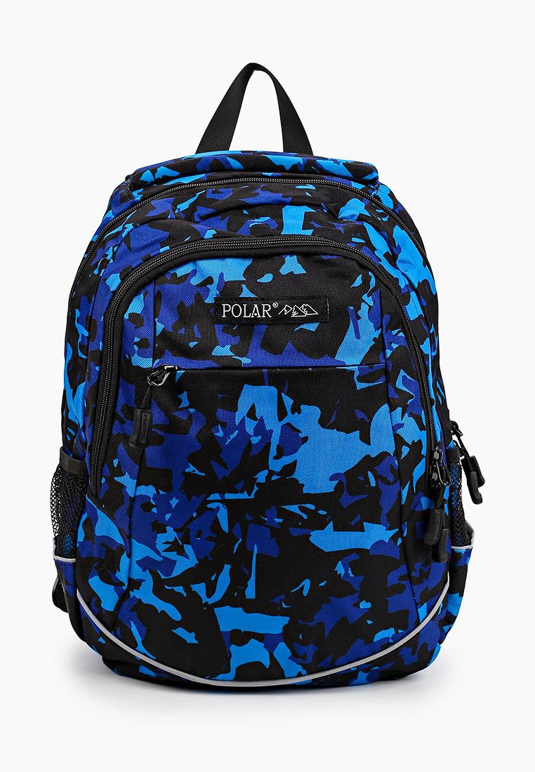 Городской рюкзак Polar 18302 D.Blue
