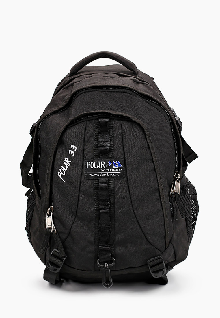 Городской рюкзак Polar П1002-05 черный