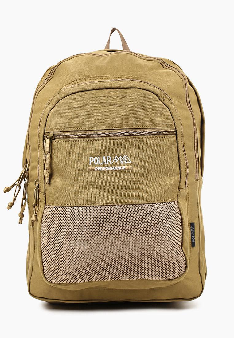 Городской рюкзак Polar П3222-13 бежевый
