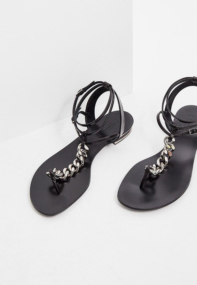 Женские сандалии Casadei 1N170S010MC0452: изображение 5