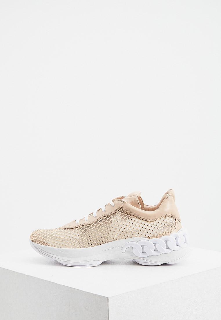 Женские кроссовки Casadei 2J899S0201T0270