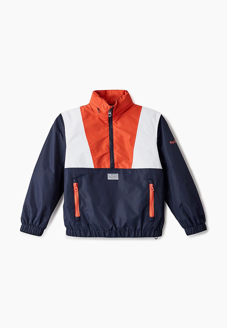 Ветровка Pepe Jeans (Пепе Джинс) Куртка Pepe Jeans