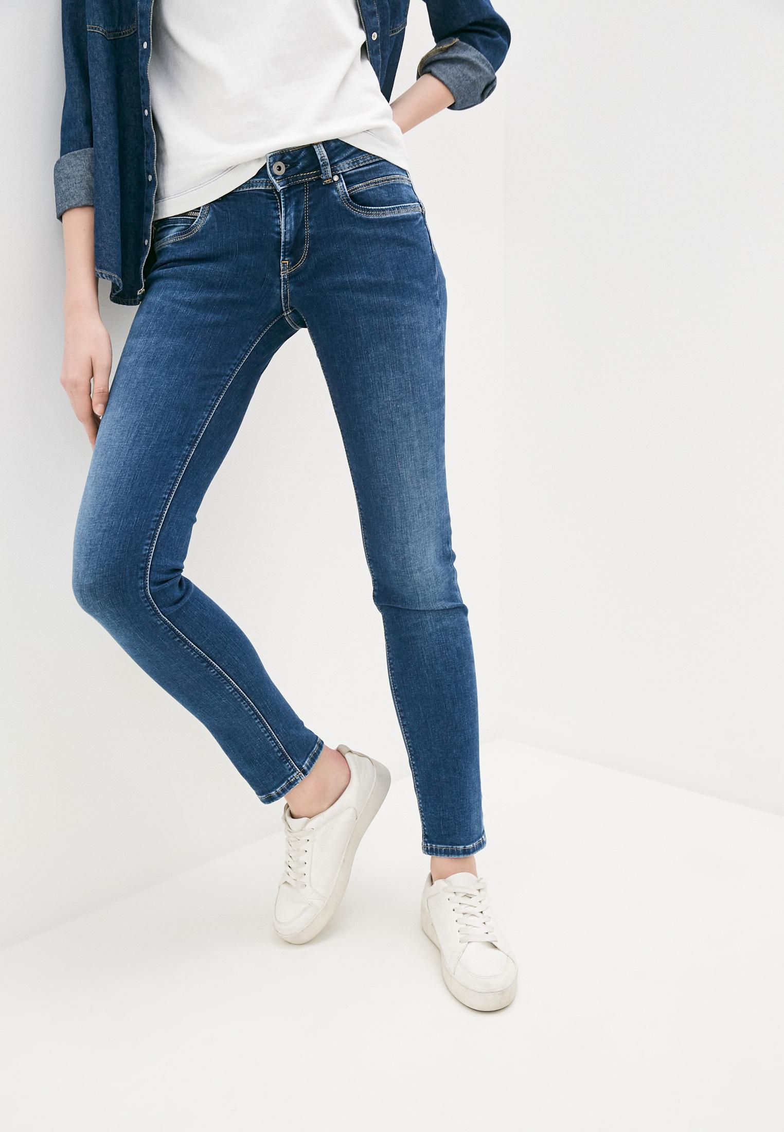 Зауженные джинсы Pepe Jeans (Пепе Джинс) PL200019DF9