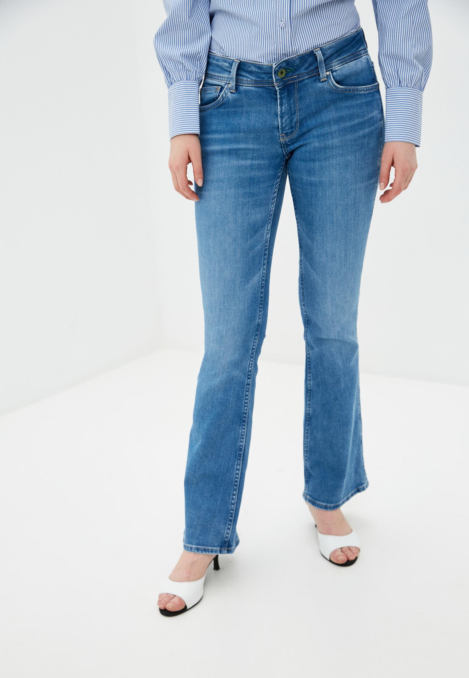 Широкие и расклешенные джинсы Pepe Jeans (Пепе Джинс) PL203562WI6