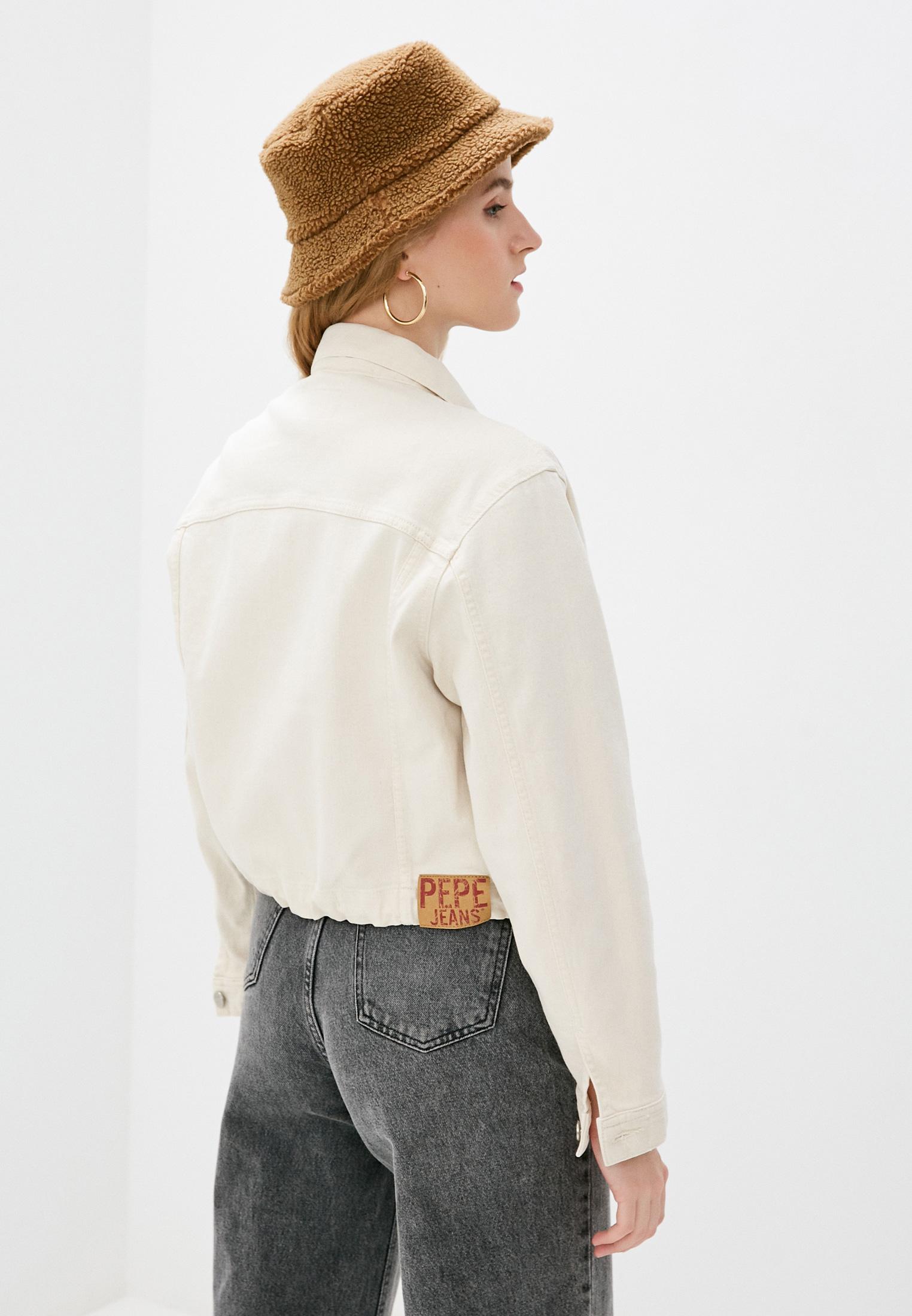 Джинсовая куртка Pepe Jeans (Пепе Джинс) PL401930: изображение 3