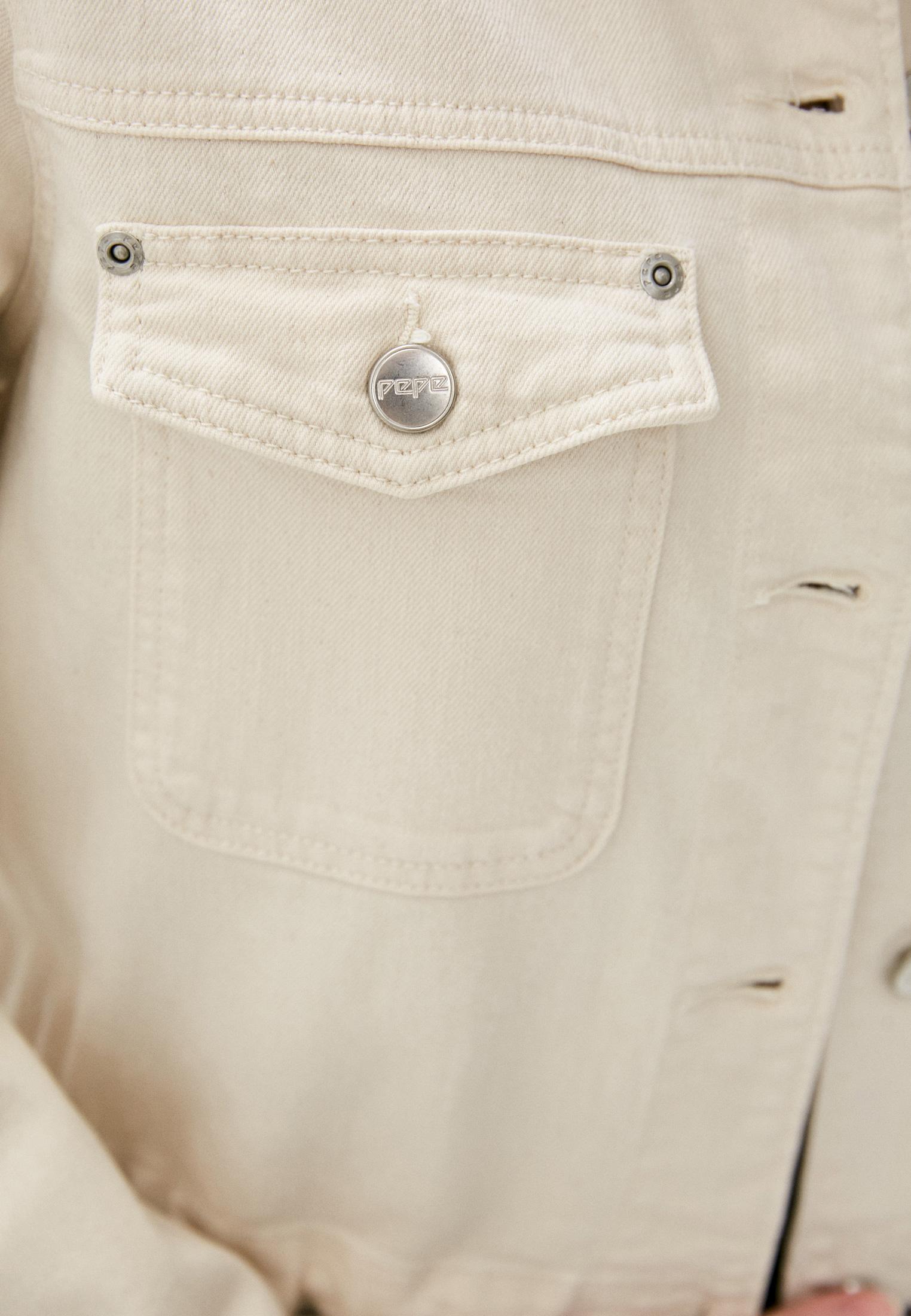 Джинсовая куртка Pepe Jeans (Пепе Джинс) PL401930: изображение 4