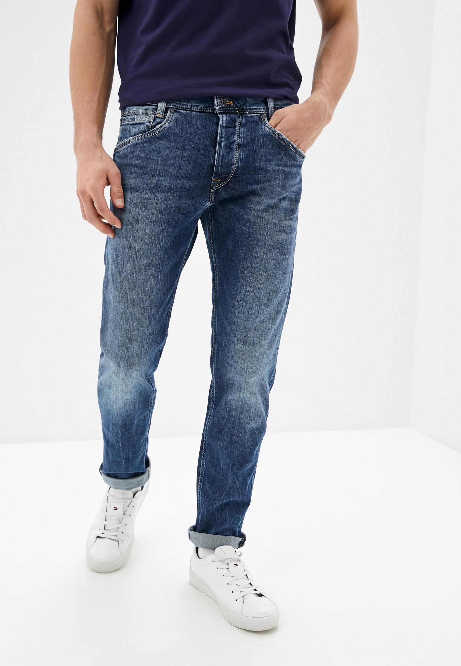 Мужские прямые джинсы Pepe Jeans (Пепе Джинс) PM200029Z23