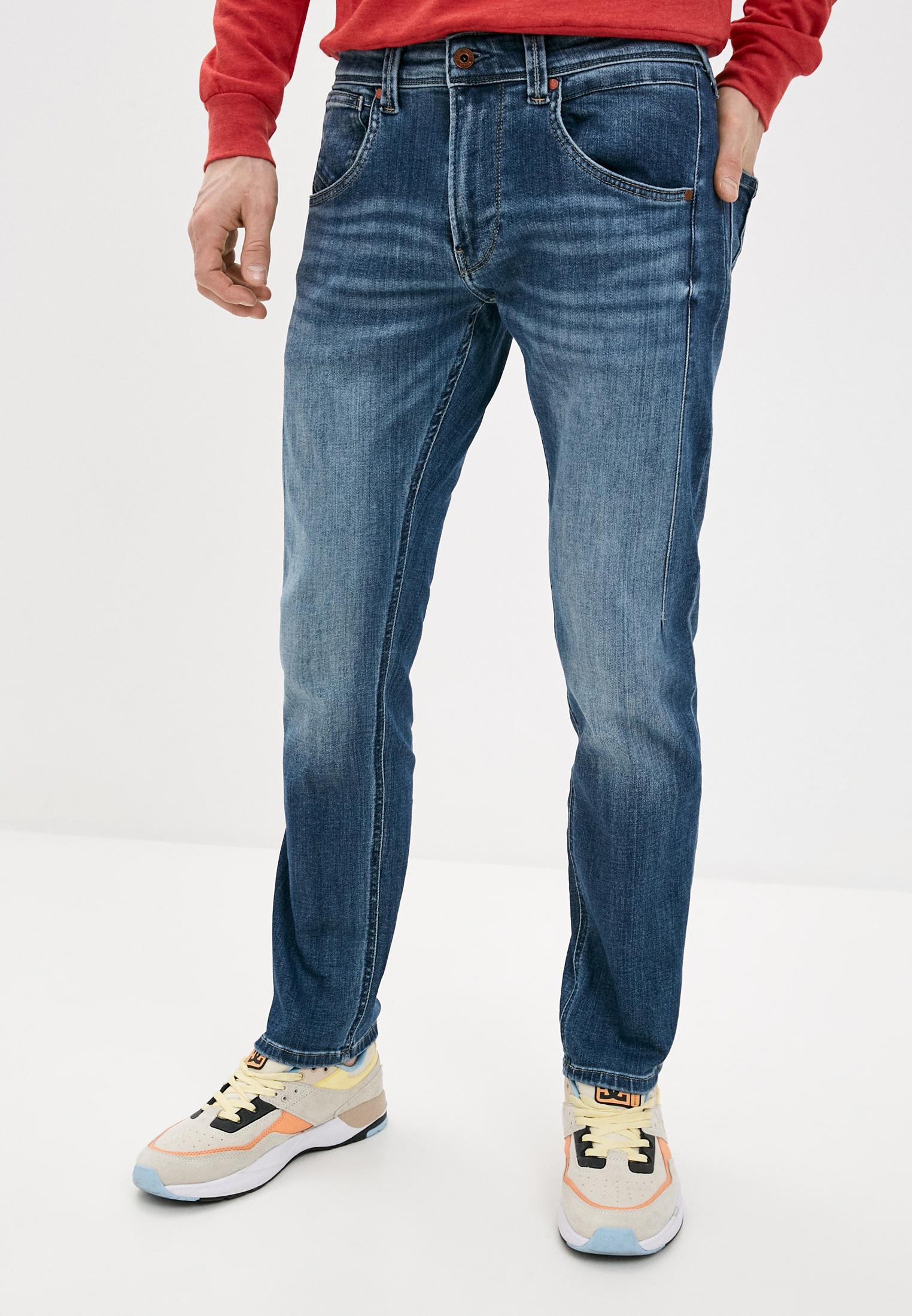 Мужские прямые джинсы Pepe Jeans (Пепе Джинс) PM205894HF5