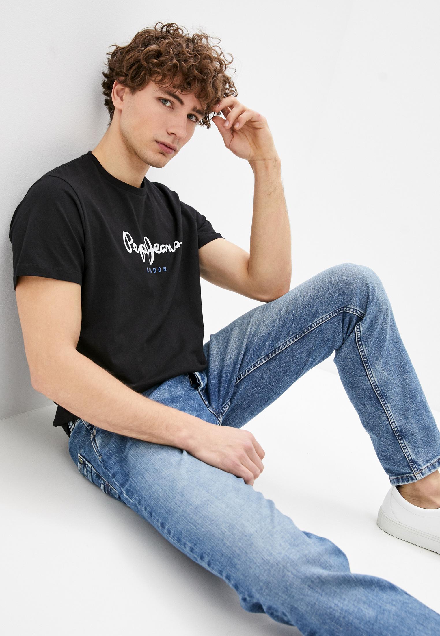 Футболка с коротким рукавом Pepe Jeans (Пепе Джинс) PM500465