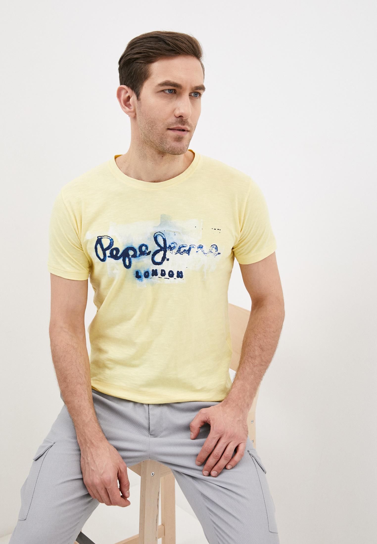 Футболка с коротким рукавом Pepe Jeans (Пепе Джинс) PM503213
