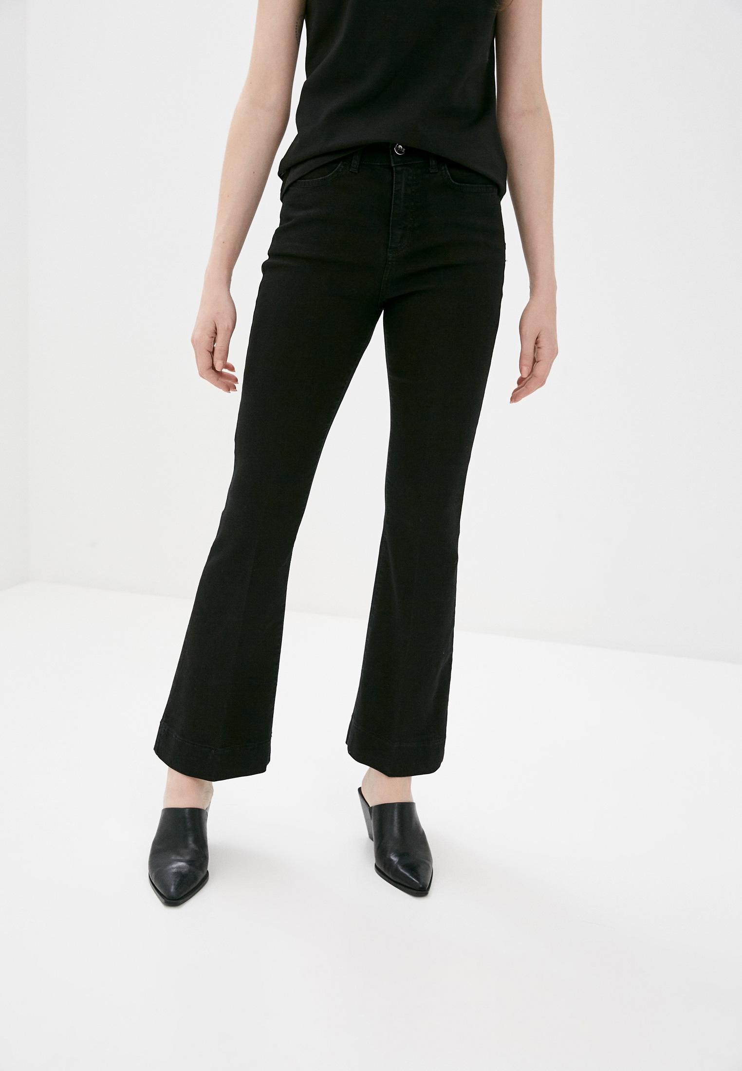 Широкие и расклешенные джинсы Rinascimento CFC0102221003