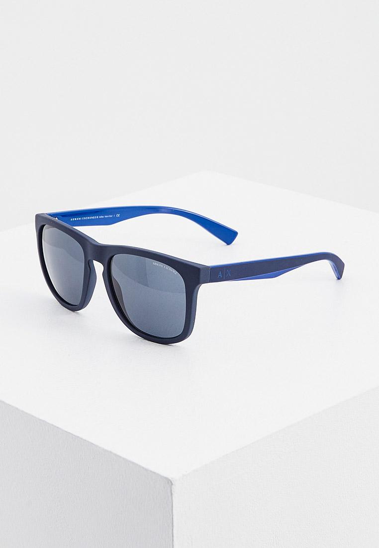 Мужские солнцезащитные очки Armani Exchange 0AX4058S: изображение 1