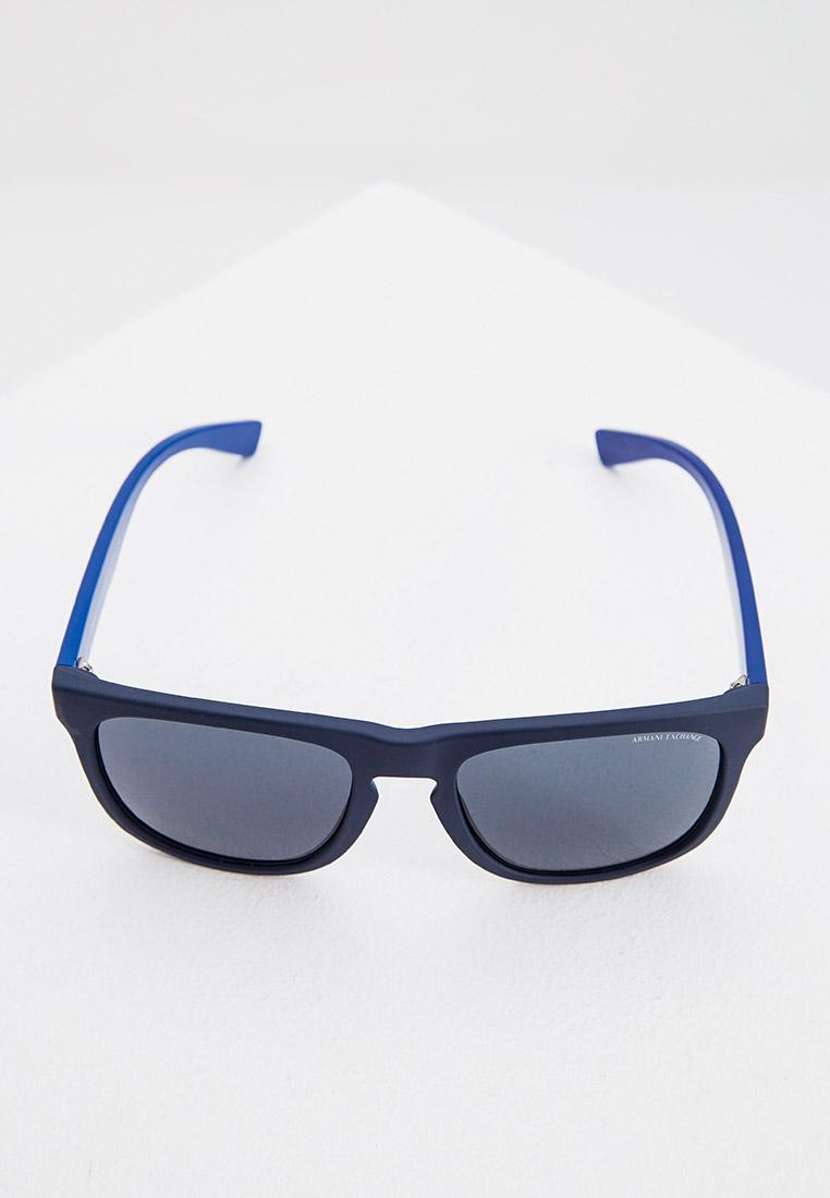Мужские солнцезащитные очки Armani Exchange 0AX4058S: изображение 2