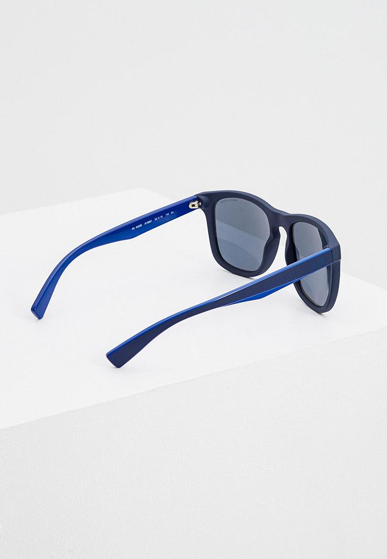 Мужские солнцезащитные очки Armani Exchange 0AX4058S: изображение 3