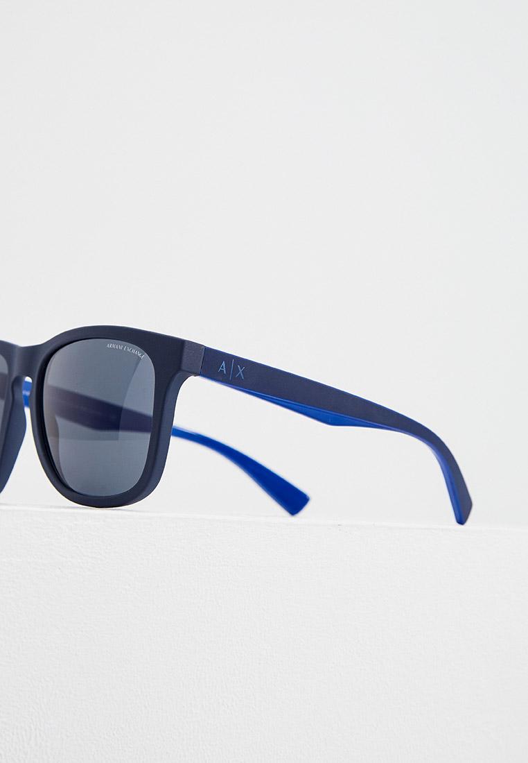 Мужские солнцезащитные очки Armani Exchange 0AX4058S: изображение 4