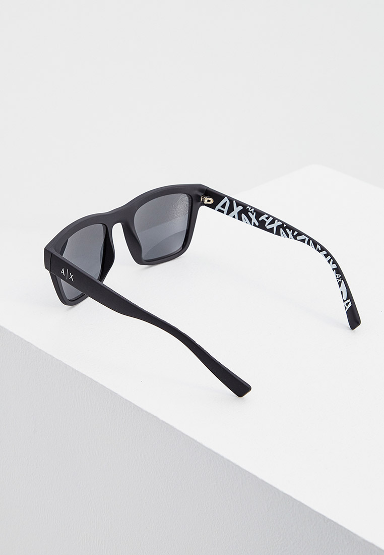 Мужские солнцезащитные очки Armani Exchange 0AX4088S: изображение 9
