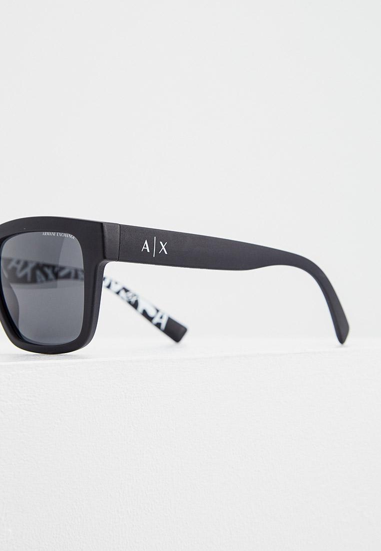 Мужские солнцезащитные очки Armani Exchange 0AX4088S: изображение 10