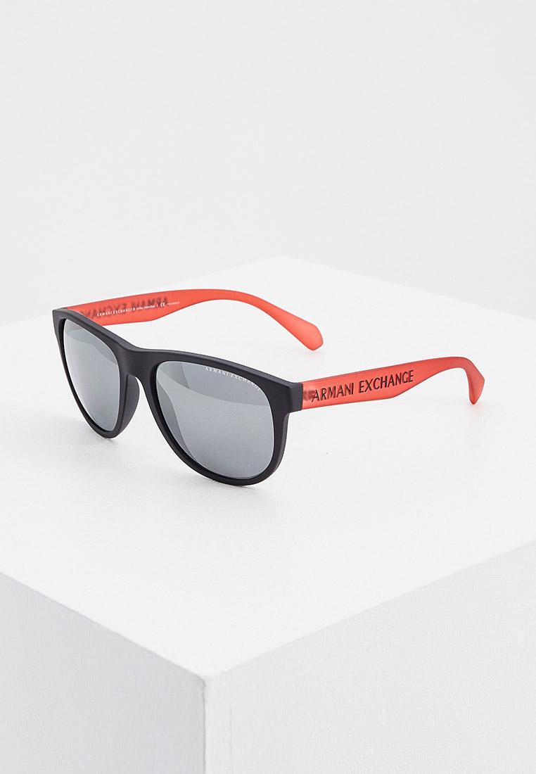 Мужские солнцезащитные очки Armani Exchange 0AX4096S: изображение 7