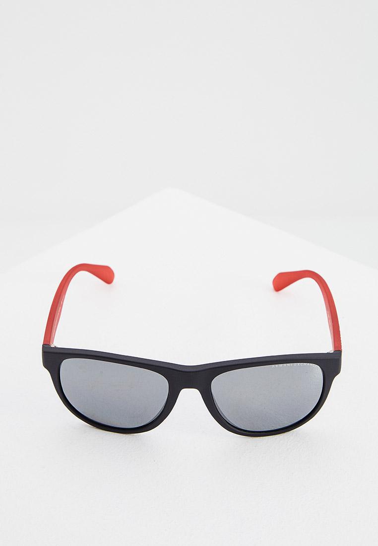 Мужские солнцезащитные очки Armani Exchange 0AX4096S: изображение 8
