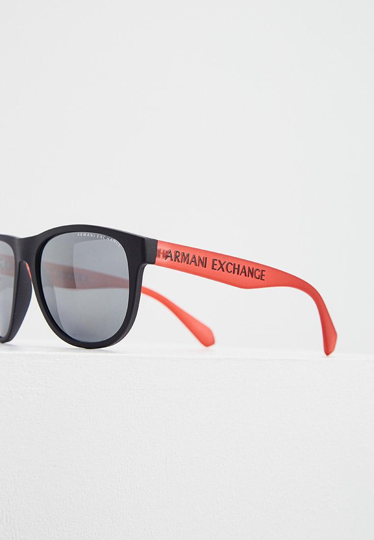 Мужские солнцезащитные очки Armani Exchange 0AX4096S: изображение 10
