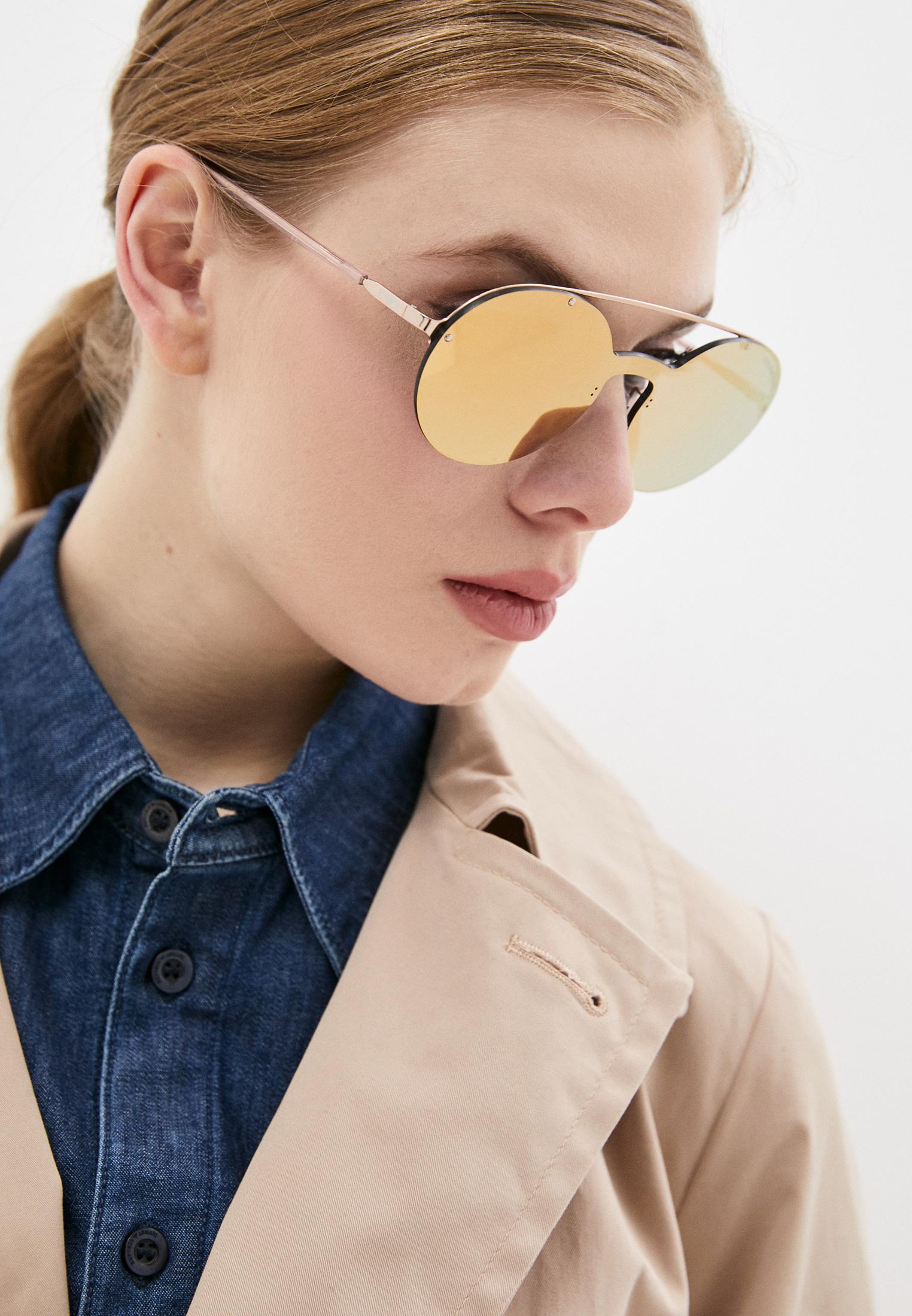 Женские солнцезащитные очки Emporio Armani 0EA2088