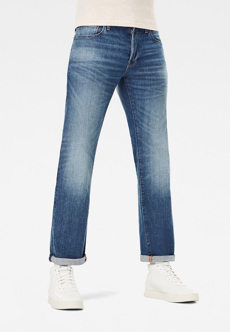 Мужские прямые джинсы G-Star Джинсы G-Star