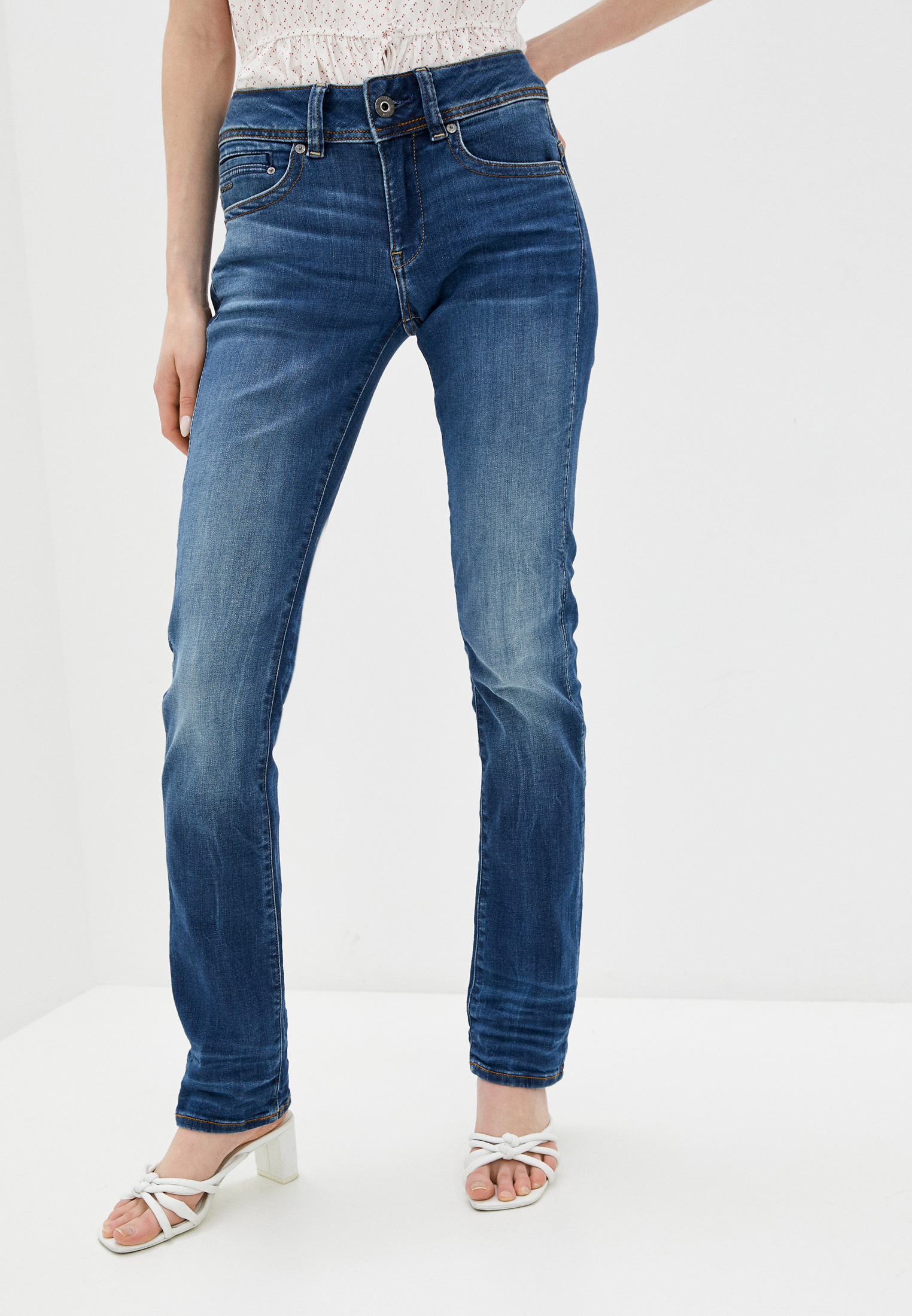 Прямые джинсы G-Star Джинсы G-Star