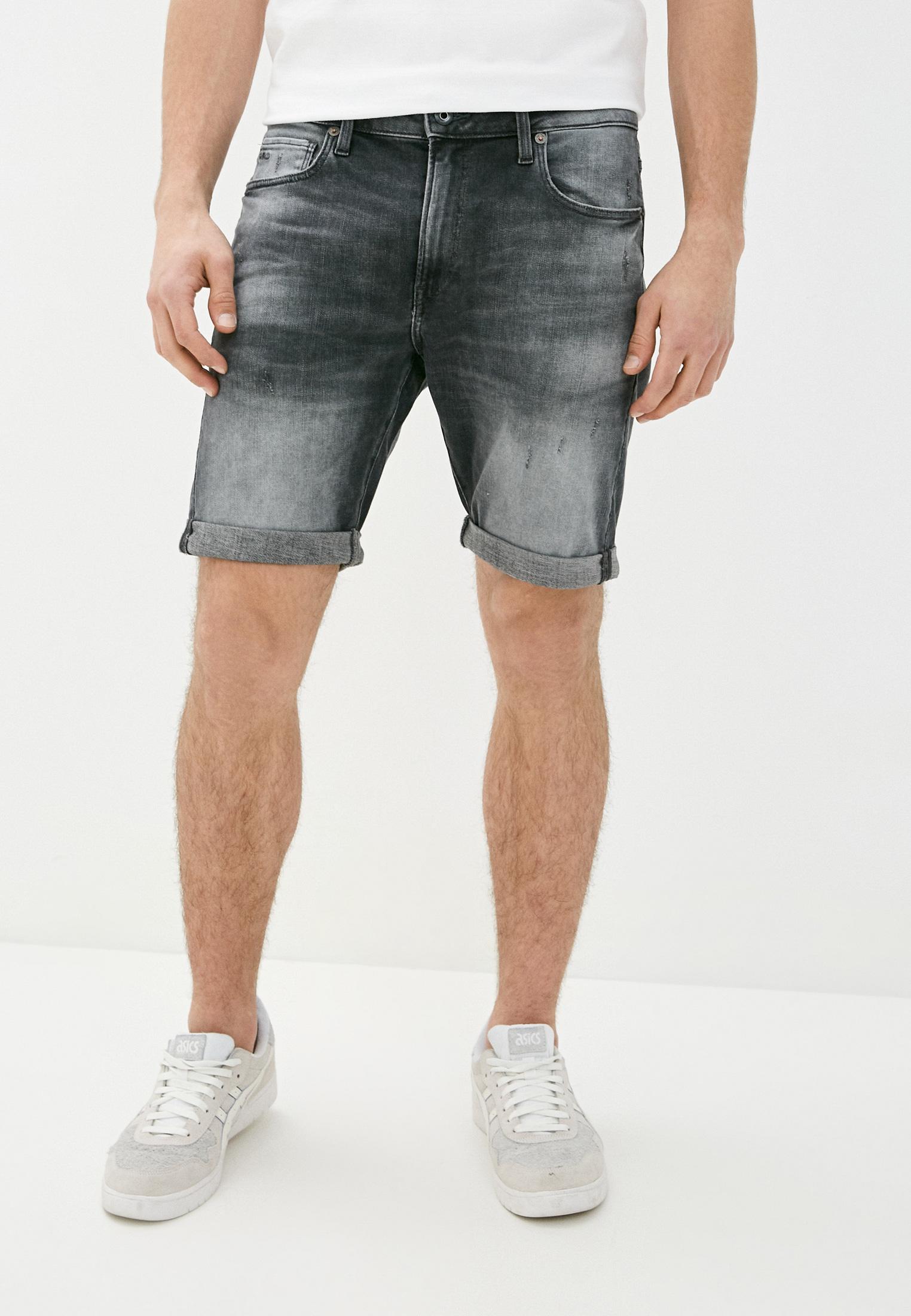 Мужские джинсовые шорты G-Star D17418-A634