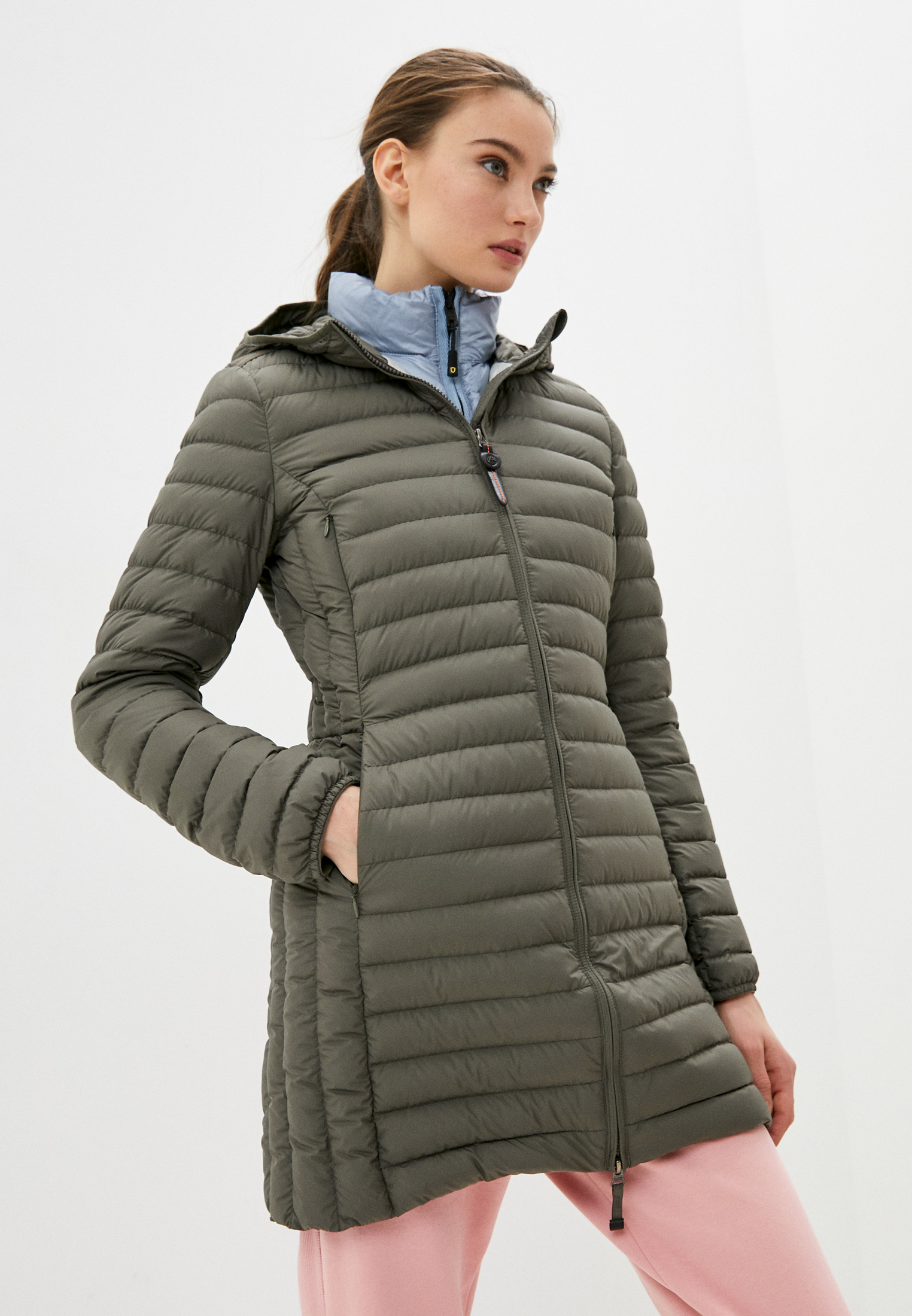 Утепленная куртка Parajumpers 21SM-PWJCKSL34