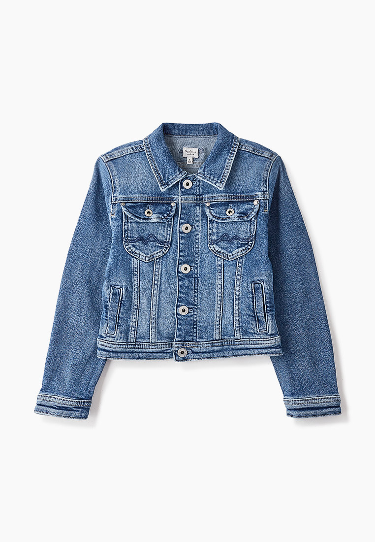 Ветровка Pepe Jeans (Пепе Джинс) Куртка джинсовая Pepe Jeans