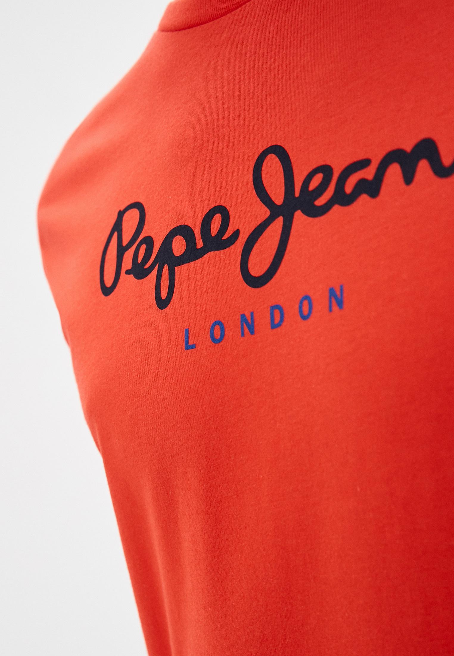 Футболка с коротким рукавом Pepe Jeans (Пепе Джинс) PM500465: изображение 3