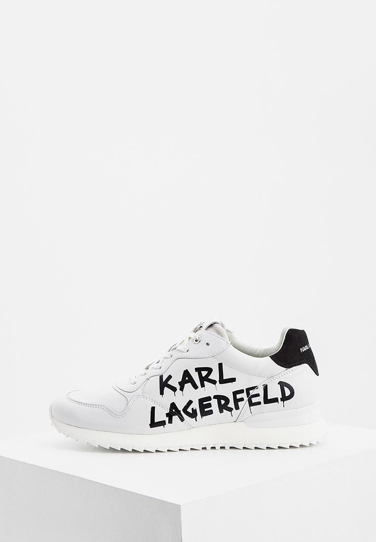 Мужские кроссовки Karl Lagerfeld (Карл Лагерфельд) 855014 511470