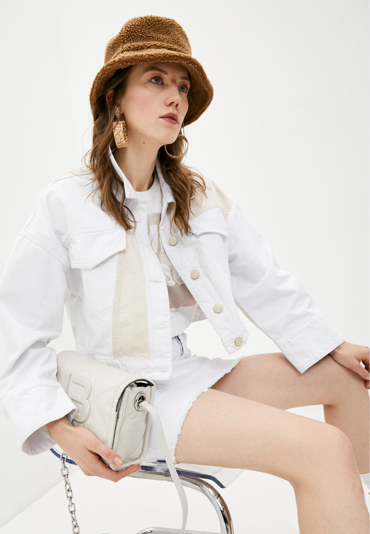 Джинсовая куртка Bimba Y Lola Куртка джинсовая Bimba Y Lola