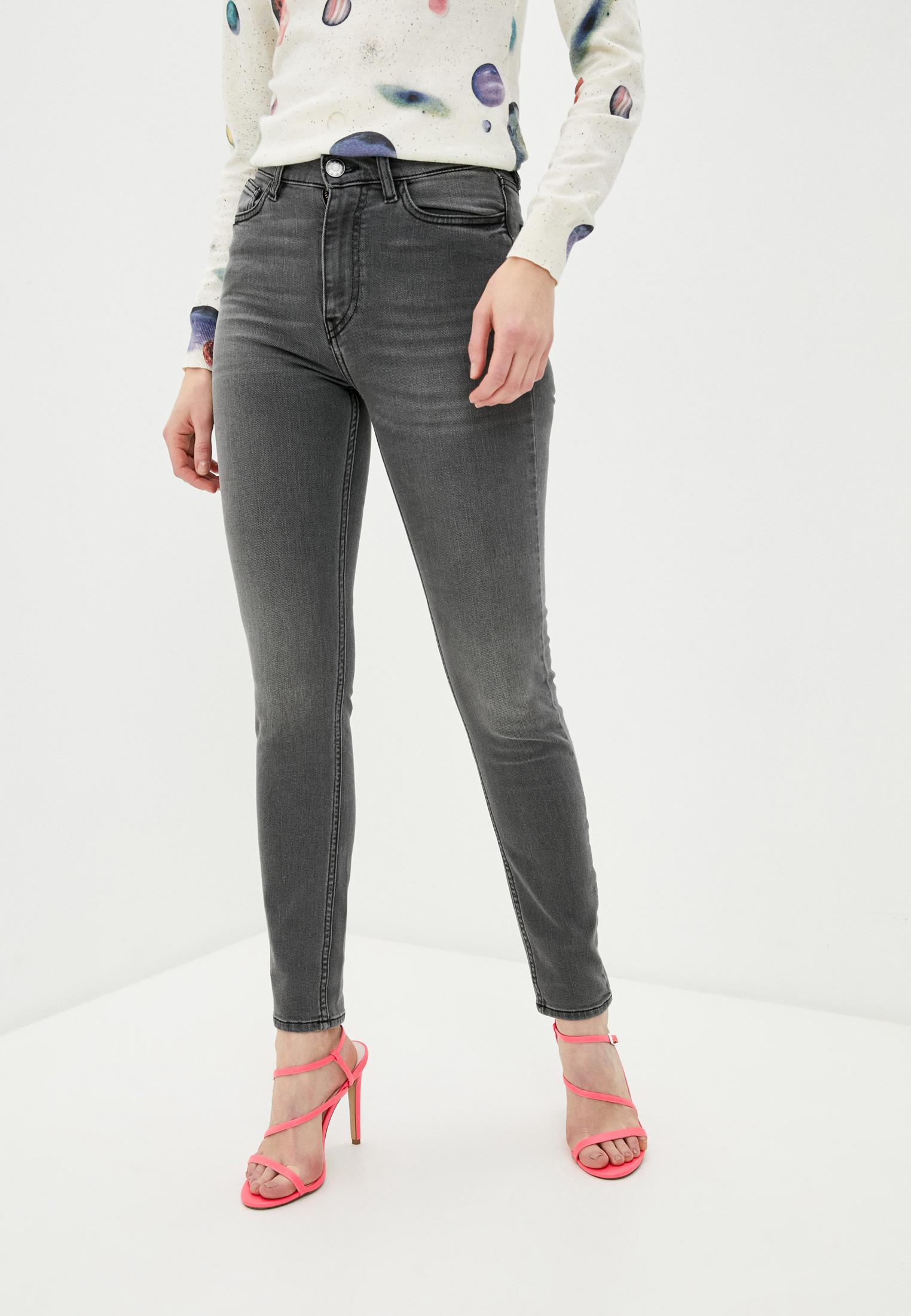 Зауженные джинсы Bimba Y Lola 211BR6110